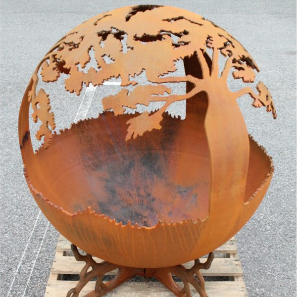 Boab Fire Sphere