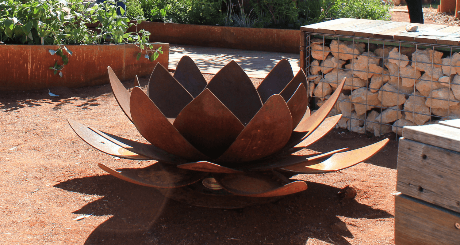 Custom Designs Fire Pits And Garden Features
