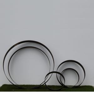 Steel Garden Landscape Rings