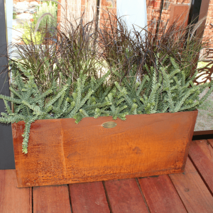 Steel Planter Box