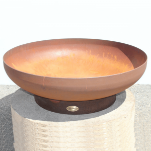 Scarborough Fire Pit Bowl with Ring